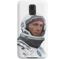 INTERSTELLAR - COOPER Samsung Galaxy Case/Skin