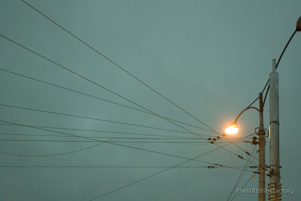 Powerlines by thesoftdrinkfactory