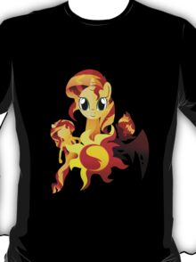 3 Forms of Sunset Shimmer T-Shirt