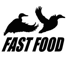 Fast food waterfowl by saltypro