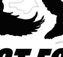 Fast food waterfowl Sticker