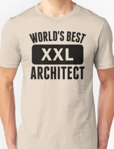 World's Best Architect T-Shirt
