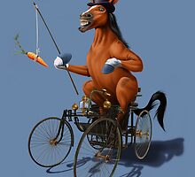 Horse Power (Colour) by robCREATIVE
