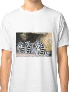 Lemur Lineup Classic T-Shirt