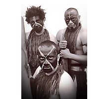 Niuean Performers Photographic Print