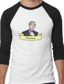 Martin Freeman Men's Baseball ¾ T-Shirt