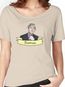 Martin Freeman Women's Relaxed Fit T-Shirt