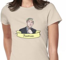 Martin Freeman Womens Fitted T-Shirt