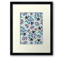 Blueberries 2 Framed Print