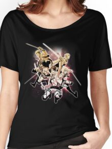 Shingeki no Kyojin - We are Freedomfighters²! Women's Relaxed Fit T-Shirt
