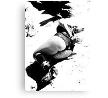 taken at the beach..... Canvas Print