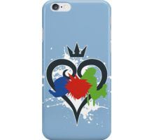 Team of hearts iPhone Case/Skin
