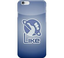 Like HHGTTG iPhone Case/Skin