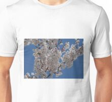 Cherry Blossoms in a Tree (4) Unisex T-Shirt