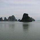 In the grace of Halong bay by Farah McLennan
