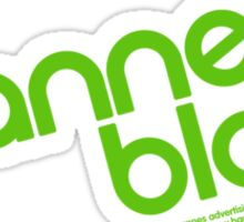 Bannerblog 'Simple' Cannes T-Shirt Sticker