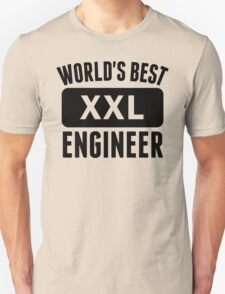 World's Best Engineer T-Shirt