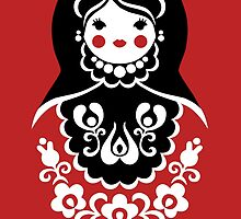 Matryoshka by tnelly