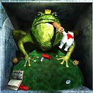 "Ecce Homo 47 - ""THE FROGKING"" by Polygonist"