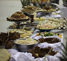 Catered Foods by BravuraMedia
