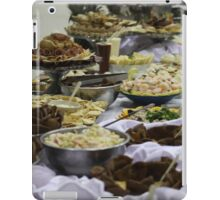 Catered Foods iPad Case/Skin