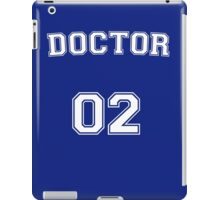 Doctor # 02 iPad Case/Skin