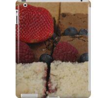 Assorted Desserts iPad Case/Skin