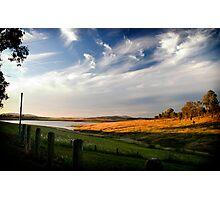 Wivenhoe Dam Photographic Print
