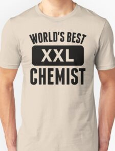 World's Best Chemist T-Shirt