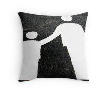 Vunerable Throw Pillow