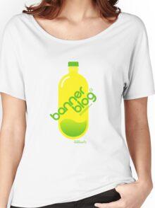 Bannerblog Cannes T-Shirt - 'Water Bottle'  Women's Relaxed Fit T-Shirt