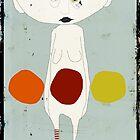 « la jongleuse » by linda vachon
