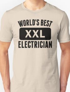 World's Best Electrician T-Shirt