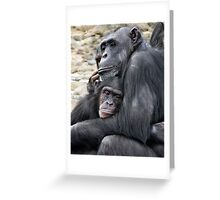 Everybody needs a hug sometimes Greeting Card
