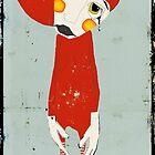 « le clown aux mains vides » by linda vachon