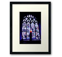 """""""Candle in the Wind"""" O Framed Print"""