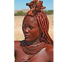 Himba People Photographic Print