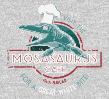 Visit the Mosasaurus Cafe Kids Clothes
