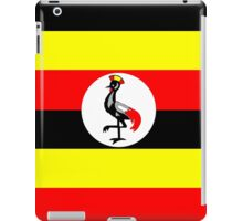 flag of Uganda iPad Case/Skin