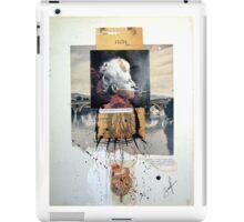 HAMBRE (hunger) iPad Case/Skin