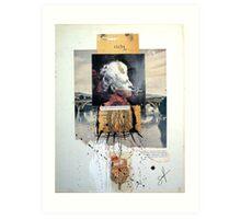 HAMBRE (hunger) Art Print