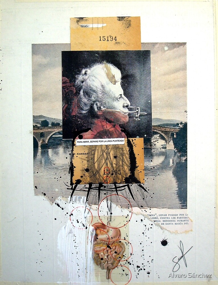 Exhibition Stall Agreement : Destruction and creation the power freedom of collage