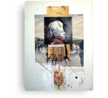 HAMBRE (hunger) Canvas Print
