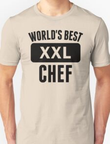 World's Best Chef T-Shirt