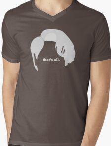 """The Miranda // """"That's All""""  Mens V-Neck T-Shirt"""