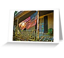 Faded Glory Greeting Card