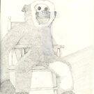 Monkey1 by Dylan Mazziotti