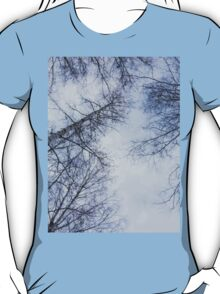 Trees and sky 2 T-Shirt