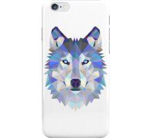 Geometric Wolf iPhone Case/Skin