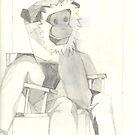Monkey2 by Dylan Mazziotti